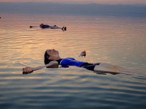 איך נציל את ים המלח
