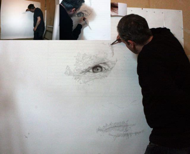 ציורים ריאליסטיים מדהימים