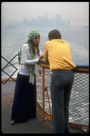 תמונות מניו יורק בקיץ האהבה 1967