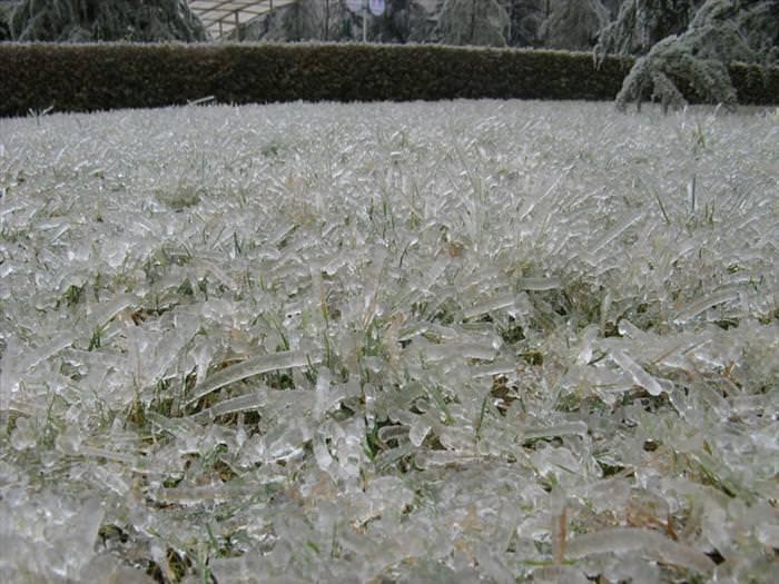 סופת קרח בסין
