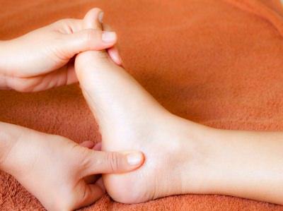 כפות רגליים סדוקות