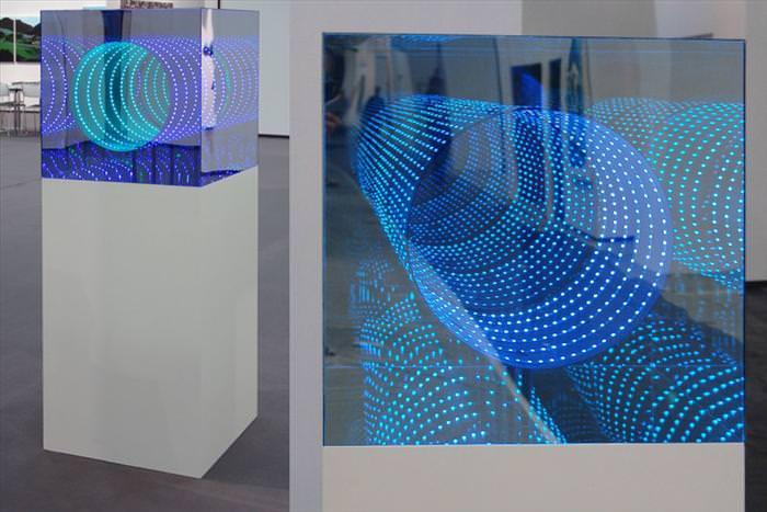 אומנות זכוכית ולד