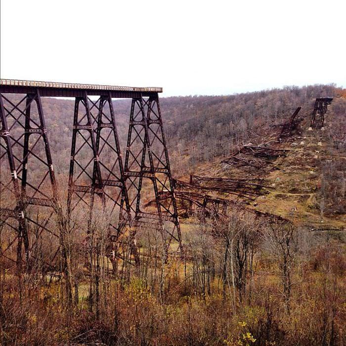 הריסות גשר קינזואה