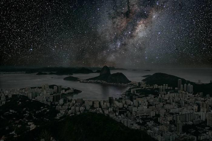 איך יראה העולם ללא תאורה?