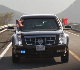 רכב השרד של אובמה
