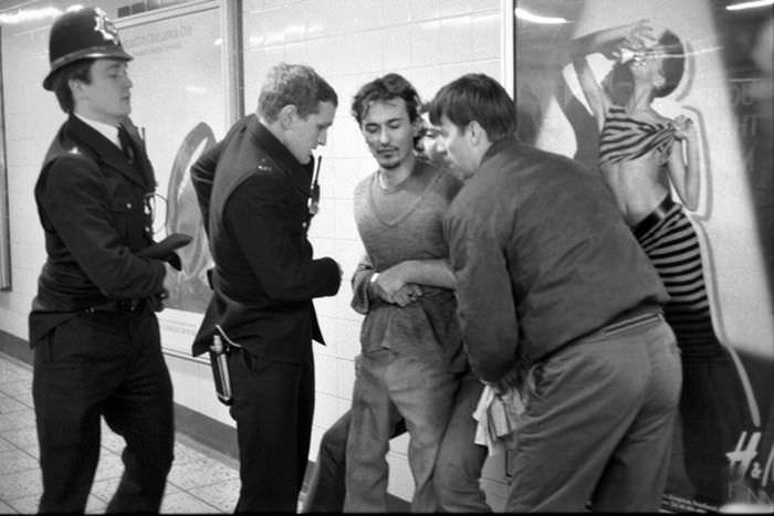 לונדון של שנות ה-80