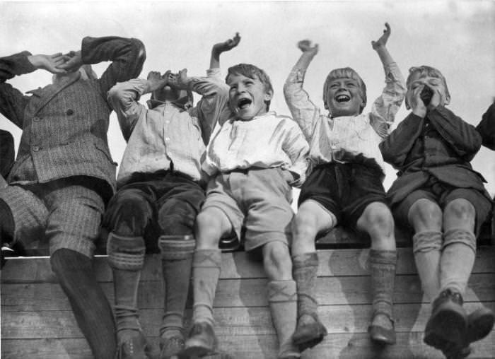 תמונות היסטוריות מעולם הכדורגל ההולנדי