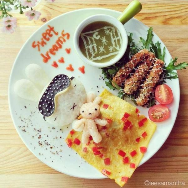 ארוחות בוקר מדליקות לילדים