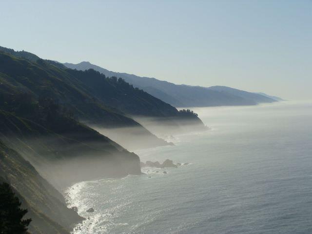 פלאי הטבע של קליפורניה