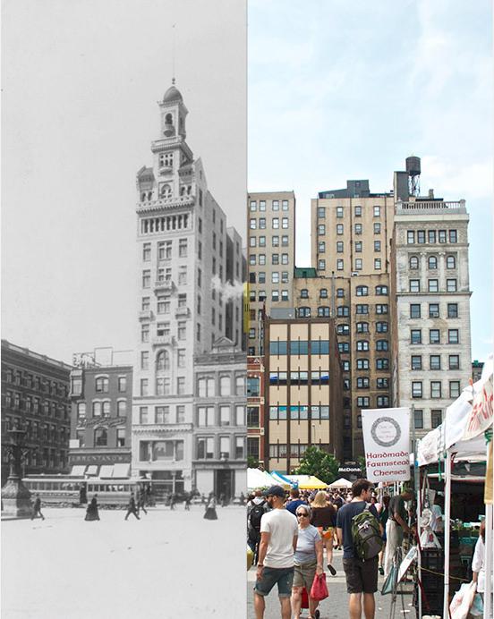 ניו יורק - אז והיום