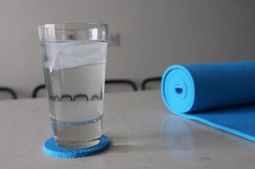 20 שימושים במזרן יוגה ישן