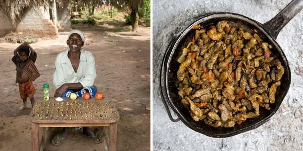 אוכל של סבתות מרחבי העולם