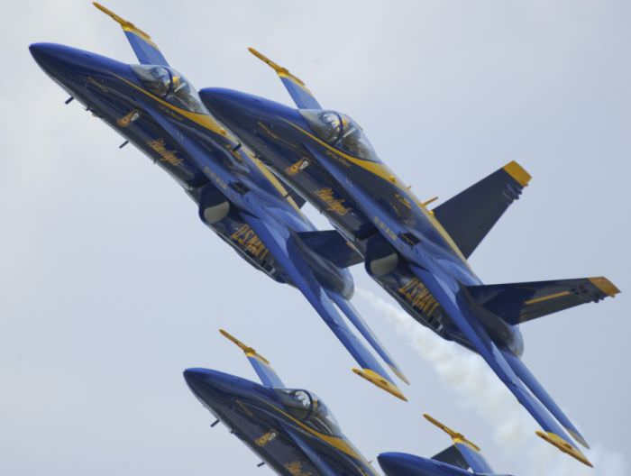 טייסת המלאכים הכחולים