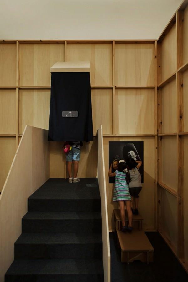 בית מכושף לילדים
