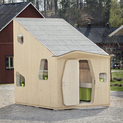 בית חכם בגודל 10 מטרים
