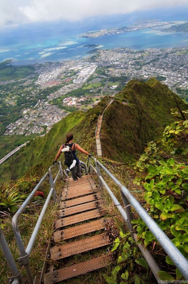 מדרגות האיקו