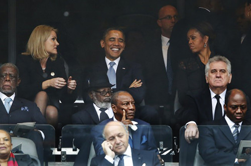 ברק אובמה מצחיק