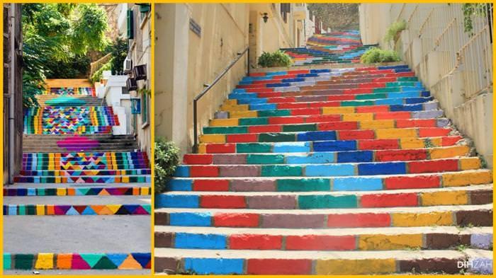 מדרגות מדהימות