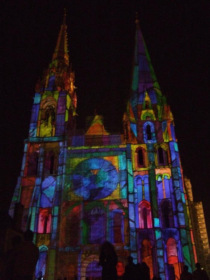 פסטיבל האורות בשרטרז