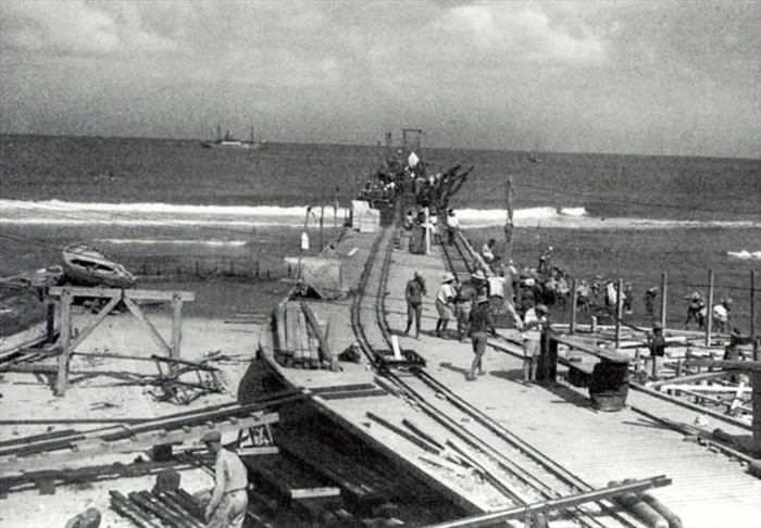 תמונות של תל אביב מראשית ימיה