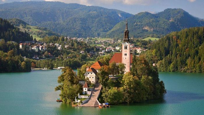כפרים באירופה