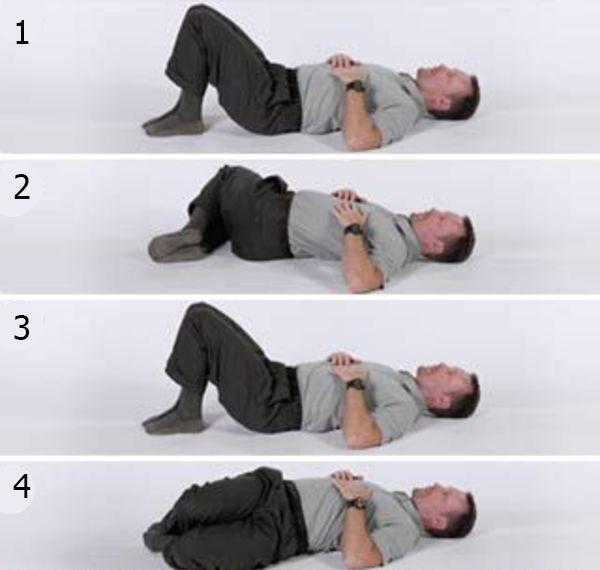 15 דקות של תרגילי הגב האלה ביום, יפתרו אתכם מכאבים