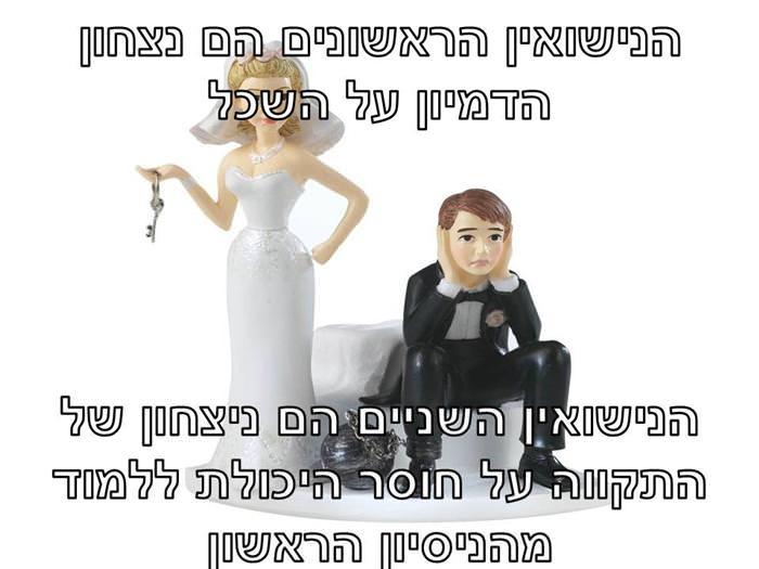 חתונה מצחיק
