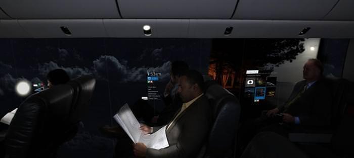 במטוס הזה תיהנו מנוף הדרך יותר משתהינו מנוף היעד
