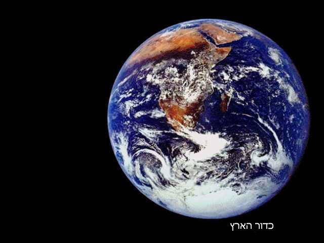 המצגת הבאה תכניס אתכם לפרופורציה בנוגע לעולם בו אתם חיים