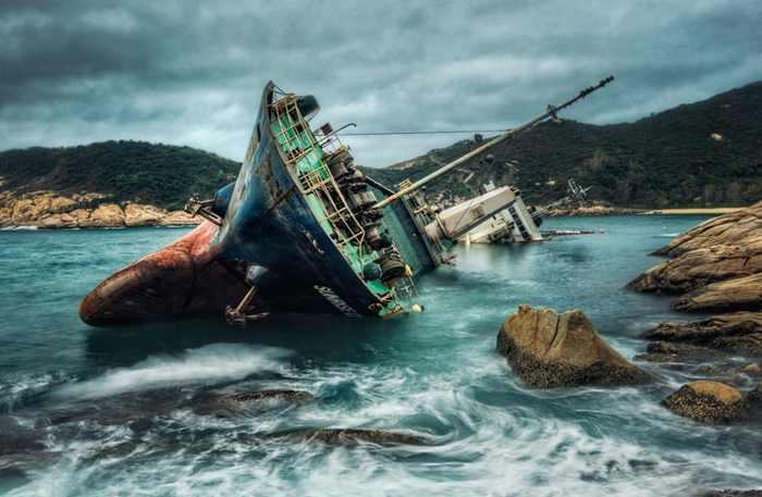 ספינות, טרופות