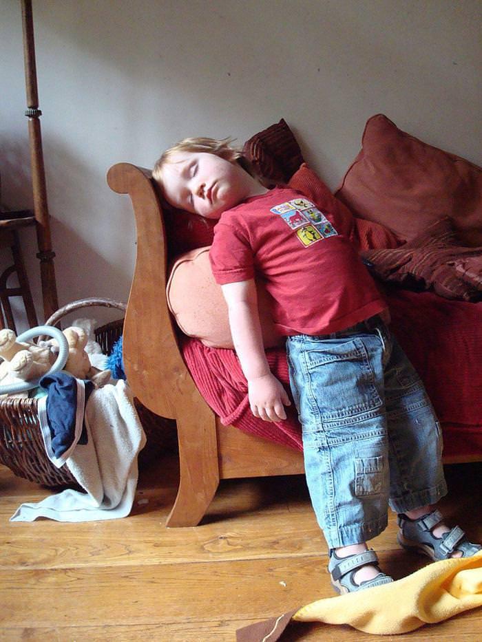ילדים ישנים
