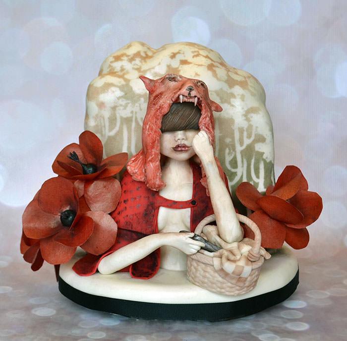 עוגות מדליקות