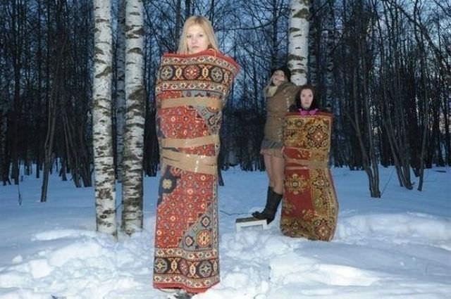 דברים שאפשר לראות רק ברוסיה