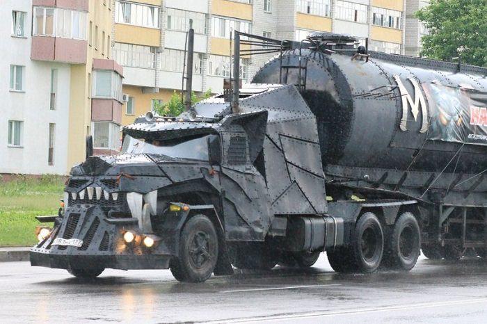 מכוניות ברוסיה