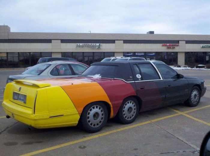 מכוניות מוזרות