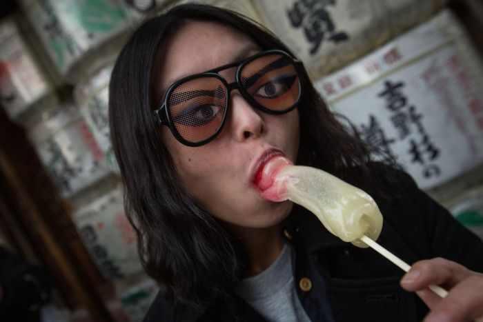 פסטיבל הפריון היפני
