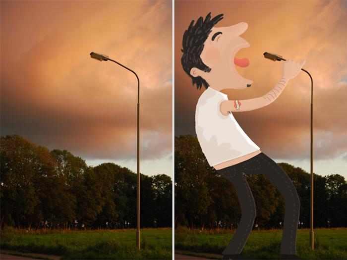 ציורים ברחוב