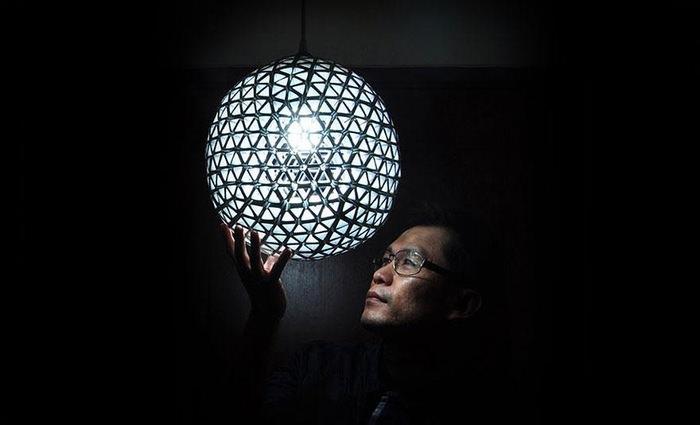 מנורות ממוחזרות