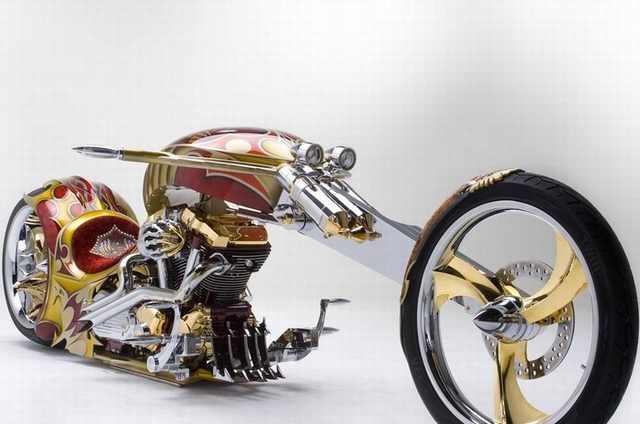 אופנועים מדהימים