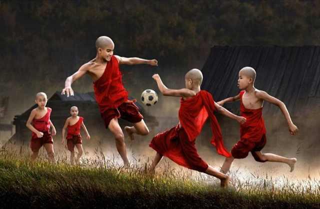 משחקי ילדים מהעולם