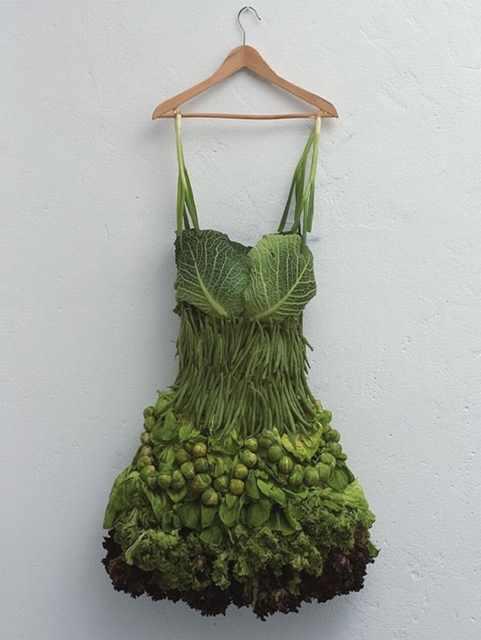 קישוטי ירקות