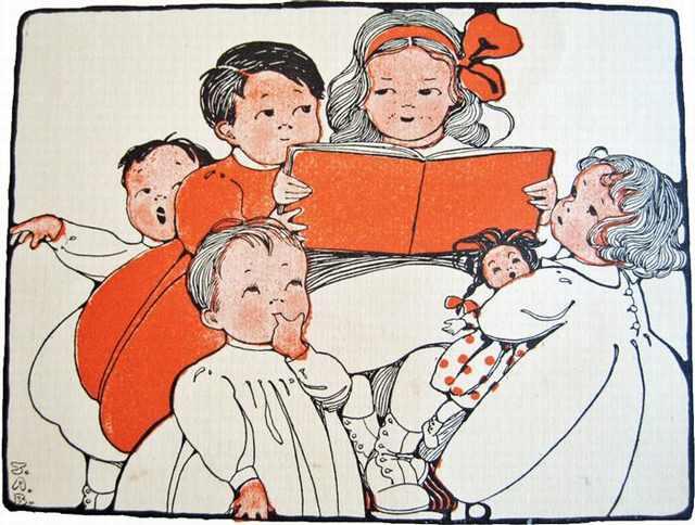 סיפורי ילדים, סרטי ילדים, מצגות לילדים