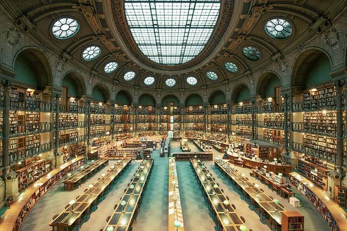 ספריות