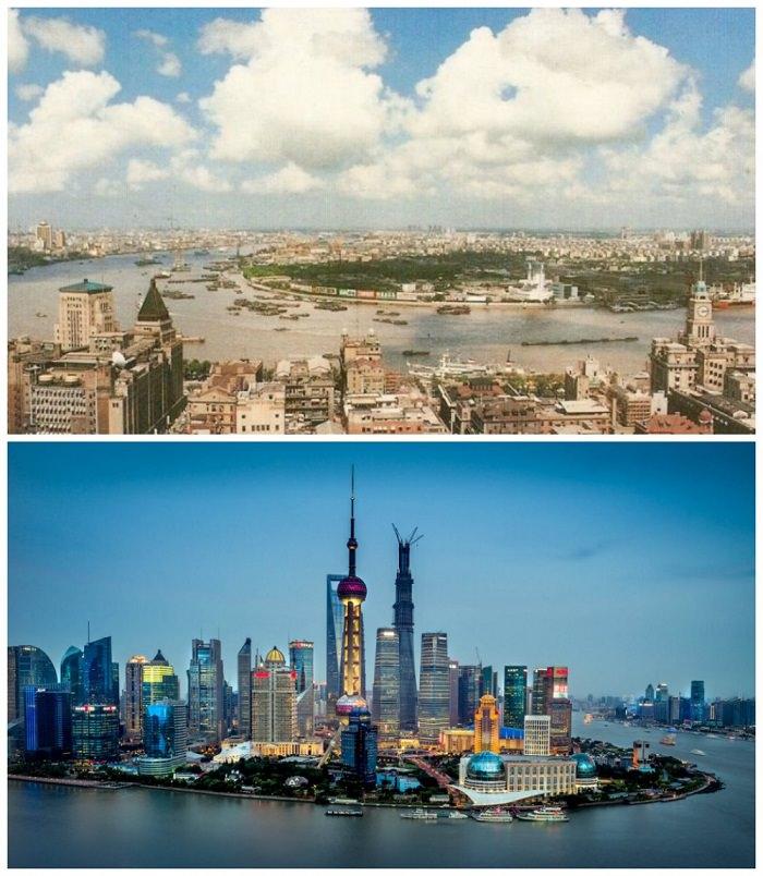 ערים משתנות