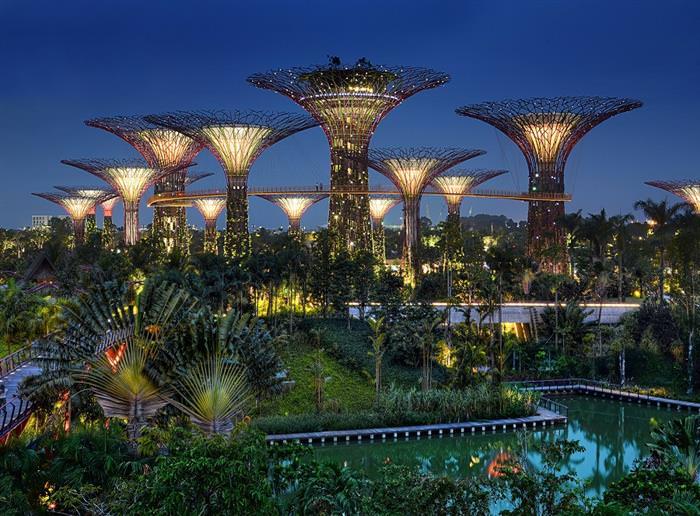 30 מקומות ברחבי אסיה