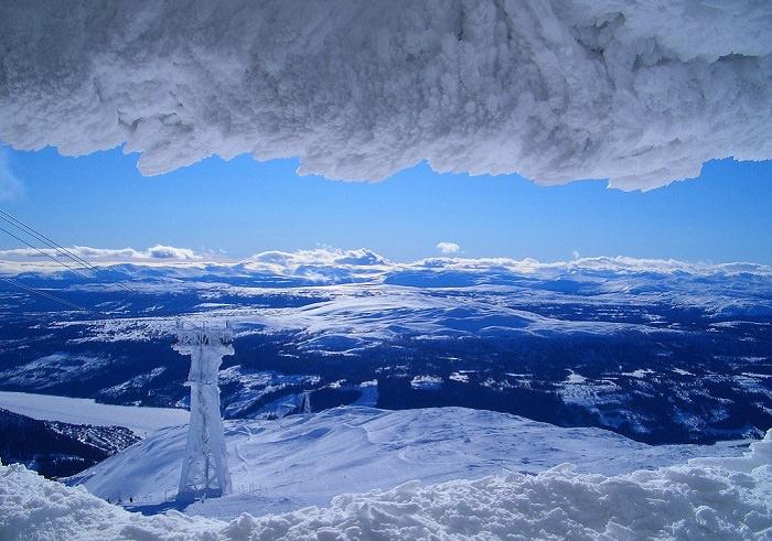 אתרי סקי בעולם