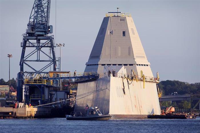 ספינת הקרב החדשה של ארה'ב