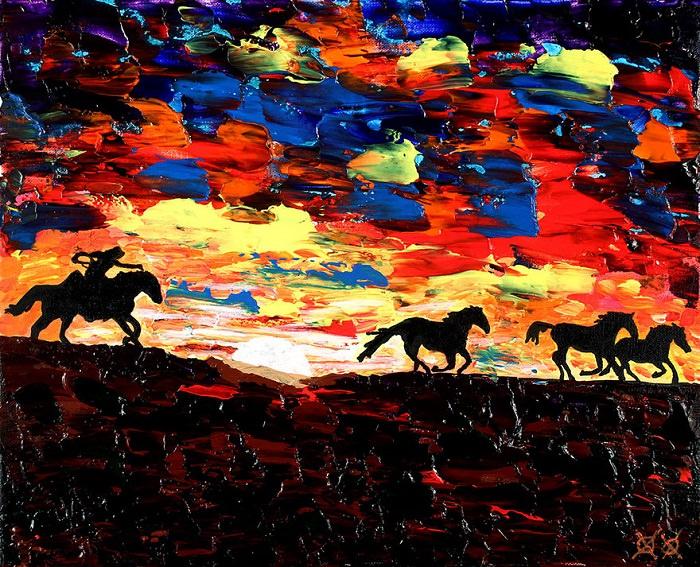 ג'ון בראמבליט הצייר העיוור