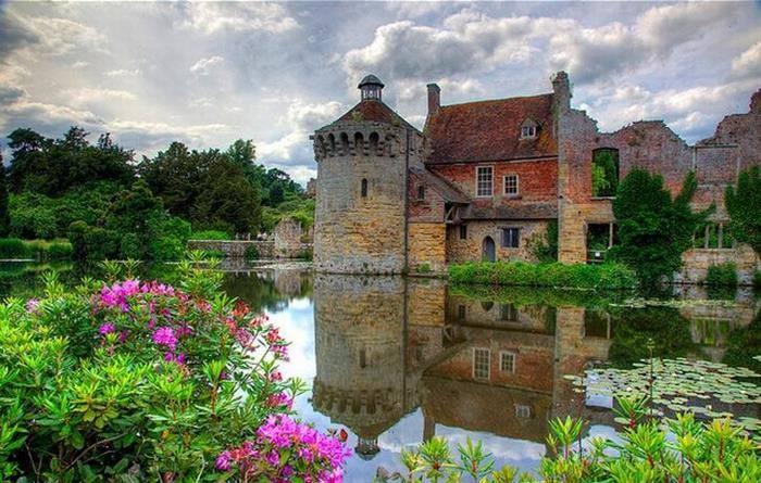 כפרים אנגליים