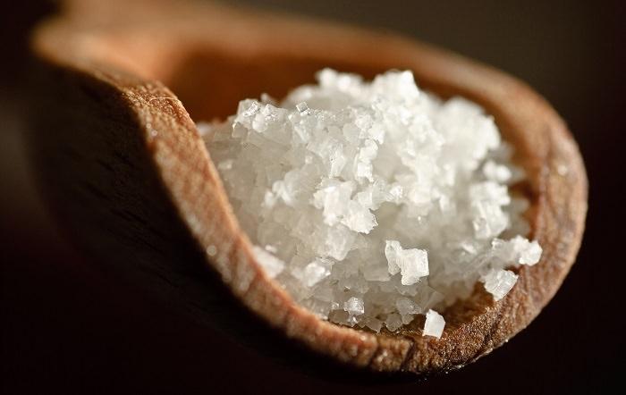 סוגים שונים של מלח